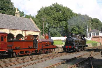 "FR20 and ""Bellerophon"" have met before -at Beamish"
