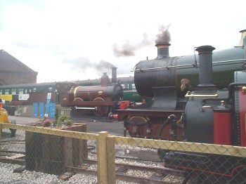 At the first Railfest at York. In June FR20 will be back at the NRM for Railfest 2012!