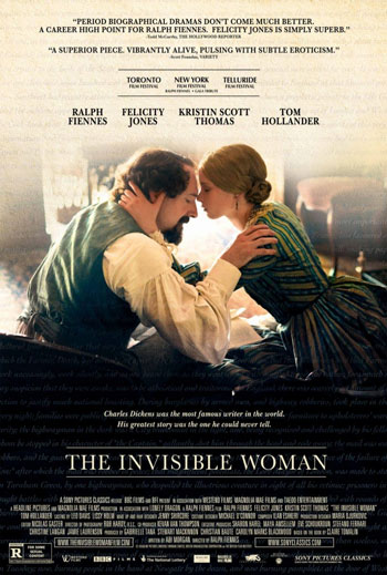 Poster for the film The Invisble Woman