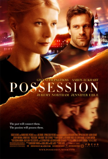 "Poster for the film ""Possession"""